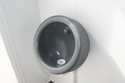 Optional wasserloses Design-Urinal